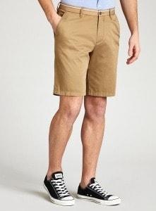 Мужские шорты бежевого цвета