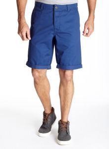 Мужские шорты синего цвета