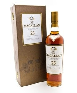 The Macallan 25 лет