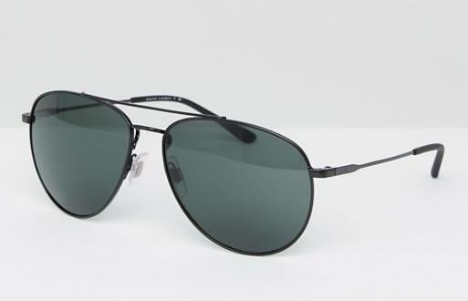 Солнцезащитные очки-авиаторы Polo Ralph Lauren