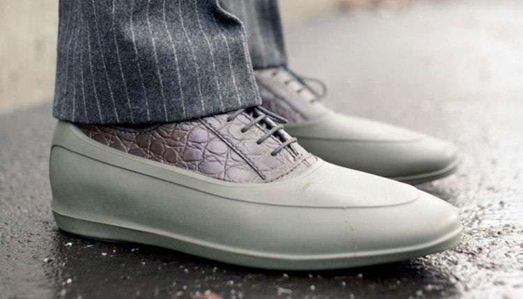 Галоши для классической обуви