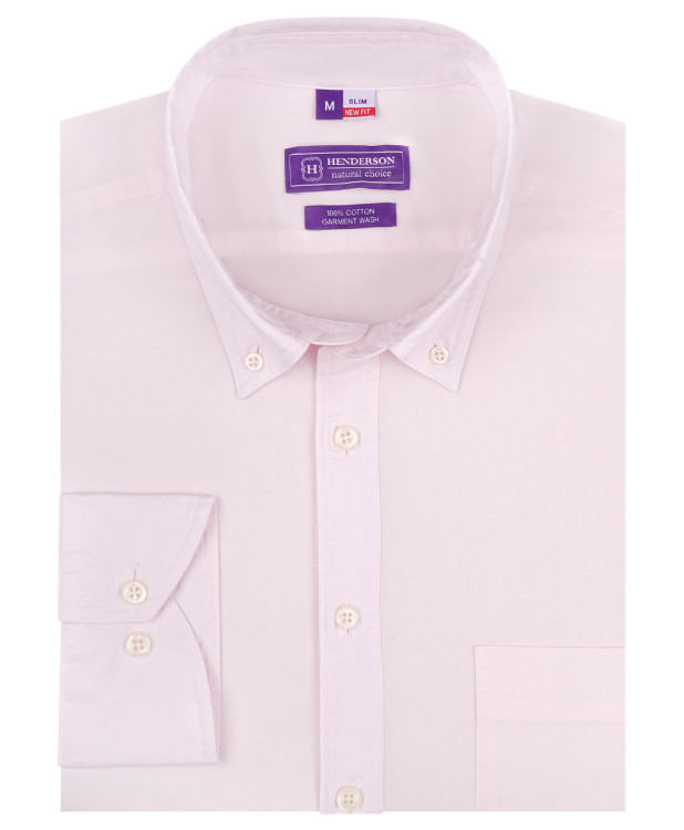 Светло-розовая рубашка от Henderson