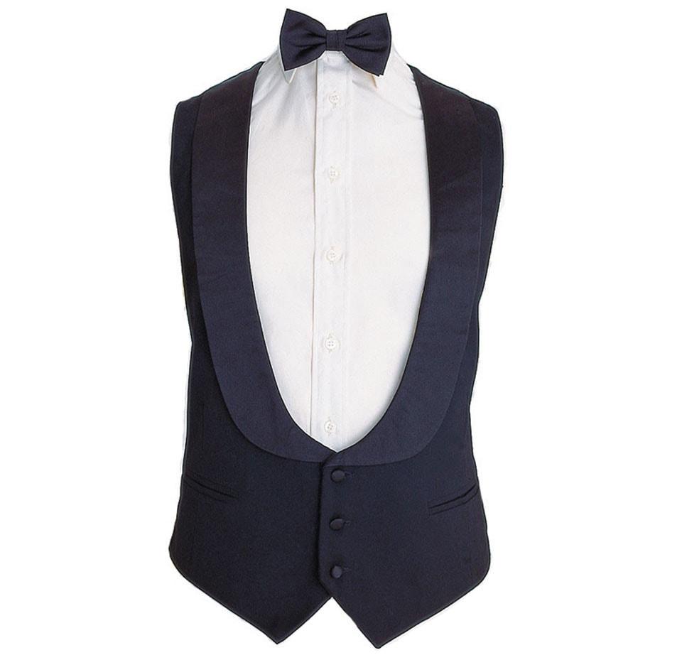 мужской формальный жилет-для-Black-Tie дресс-кода