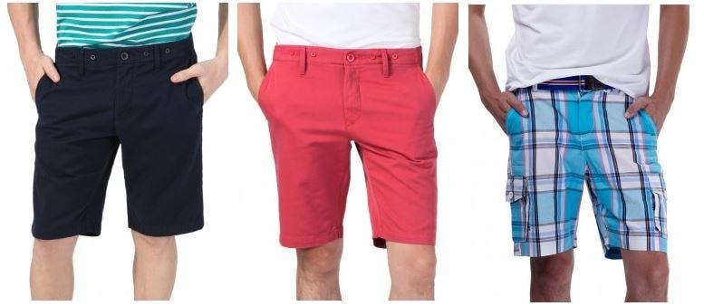 Летние мужские шорты