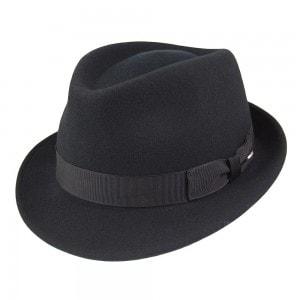 Мужская шляпа Трилби