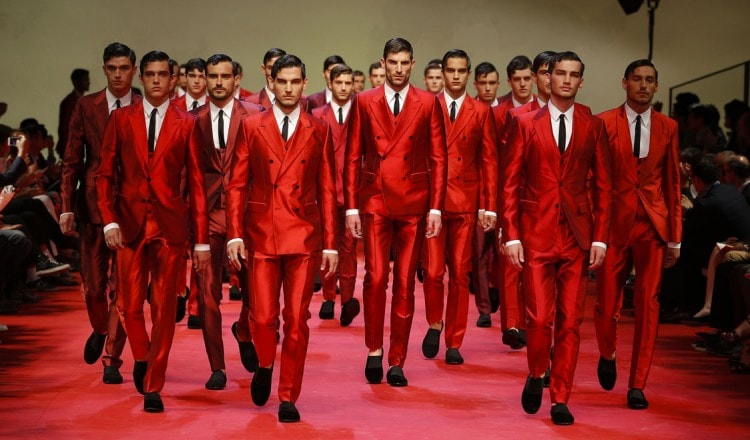 Dolce & Gabbana показ коллекции весна-лето 2015
