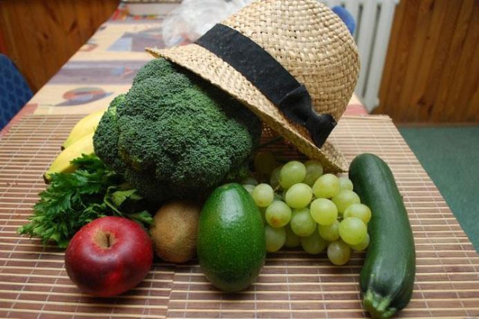 Здоровое питание - залог сильных и здоровых волос
