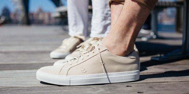 Кеды и текстильные кроссовки - отличный выбор для лета