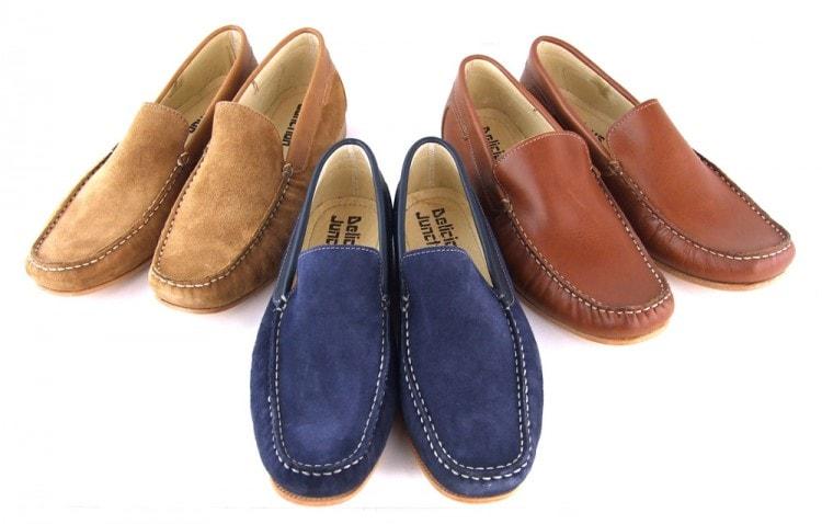 Лоферы или мокасины очень удобная обувь для лета
