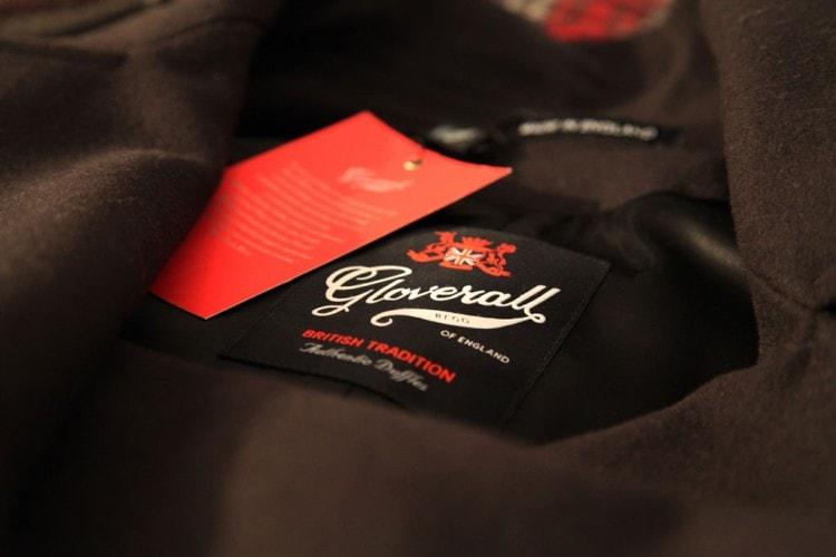 Gloverall - один из лучших производителей английских дафлкотов