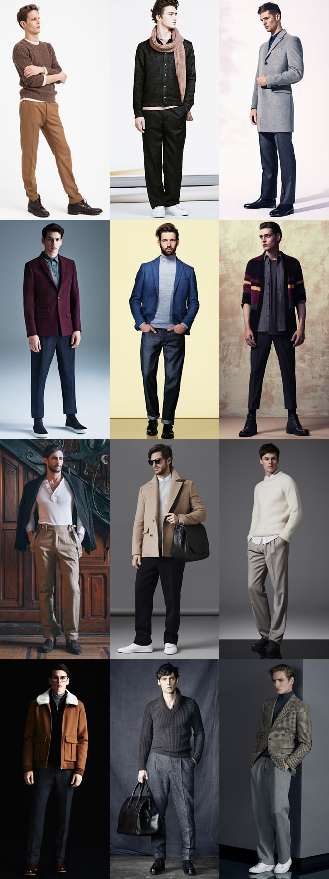 Широкие брюки - модный тренд сезона осень-зима 2015-2016 года