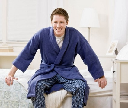 Как выбрать мужскую домашнюю одежду?