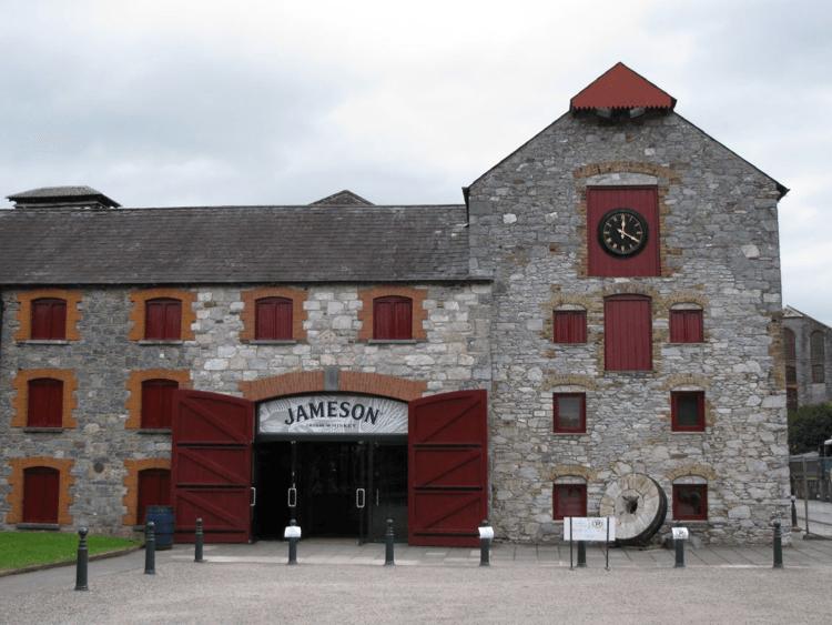Завод Jameson