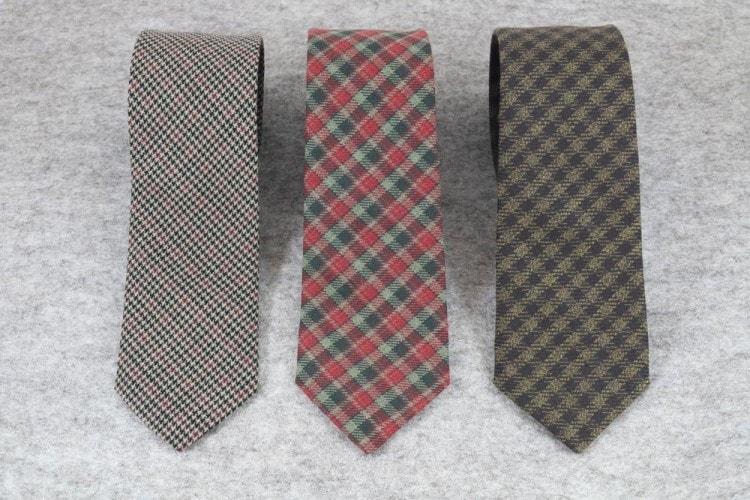 Шерcтяные и трикотажные галстуки в продаже bowandtie shop gallery