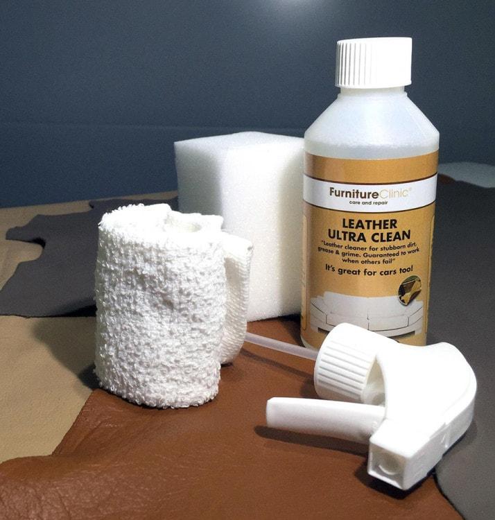 Специальные средства для чистки кожи