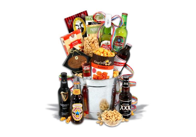 Подарочный набор для любителей пива