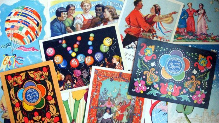 Всемирного фестиваля молодёжи и студентов 1957 год