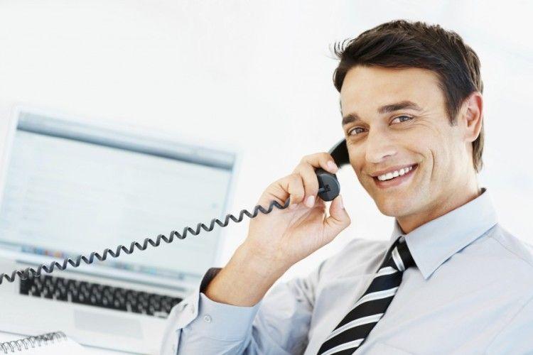 От умения вести телефонные переговоры зависит репутация человека и компании, которую он представляет