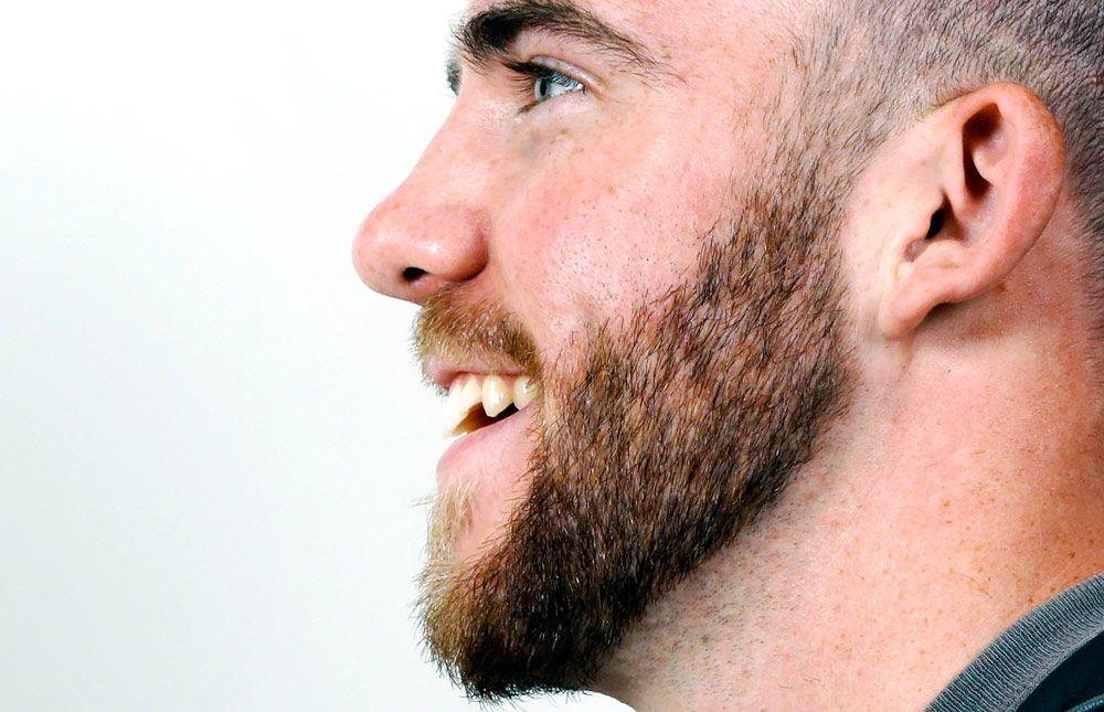 Старайтесь пару раз в неделю ровнять бороду и усы