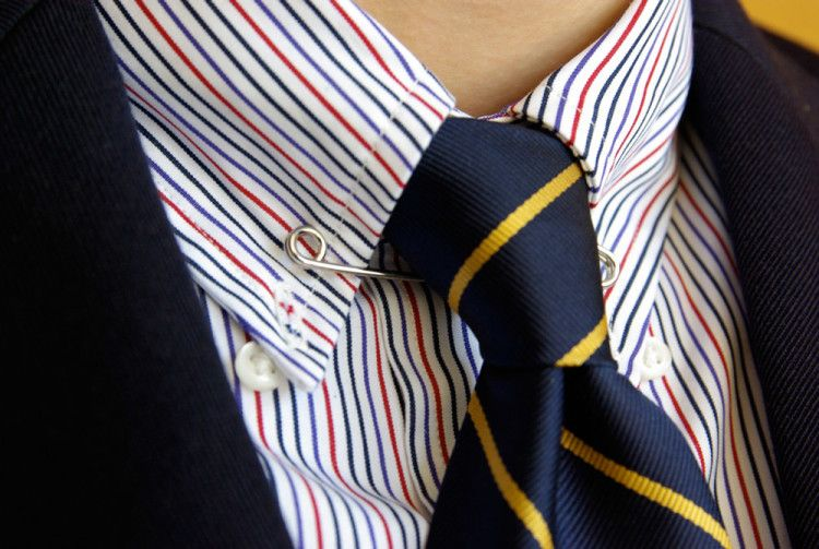 Булавка (Collar pin)
