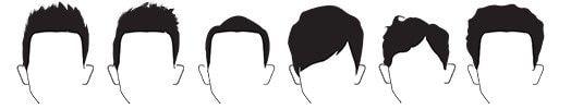 Помада для волос - стили укладки