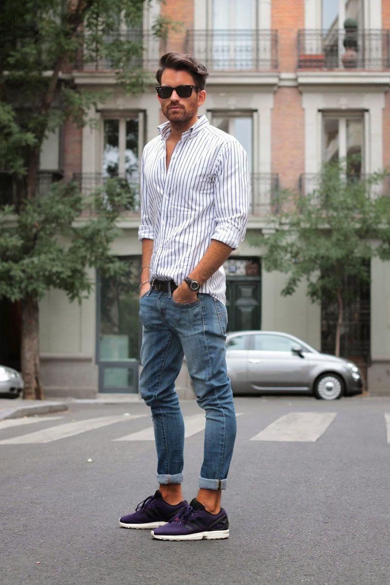Мужская мода в Нью-Йорке