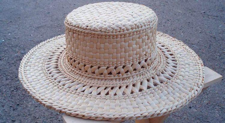 Брыль - соломенная шляпа