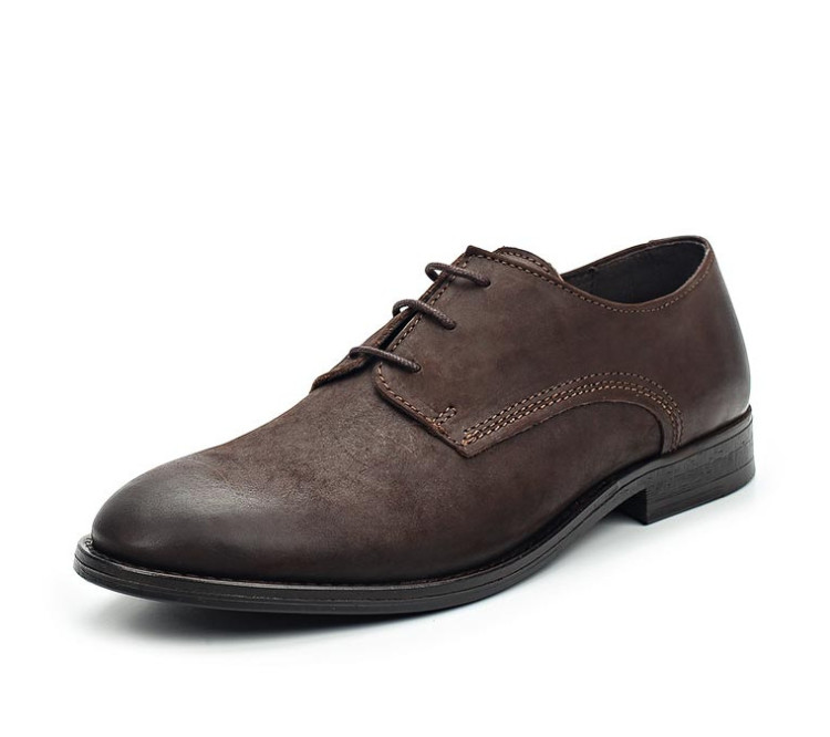 Коричневые туфли Jack & Jones