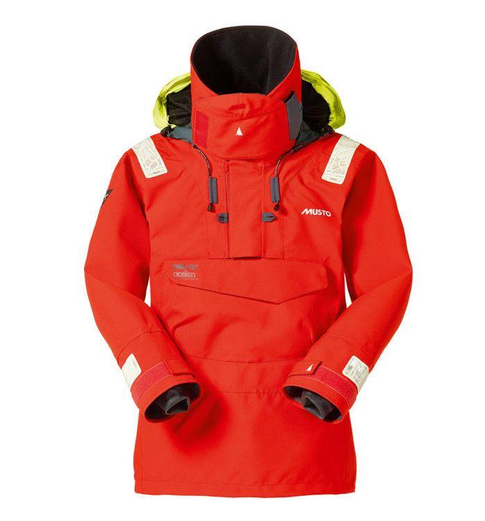 Куртка для ветреной или штормовой погоды с температурой воздуха 15 градусов и ниже