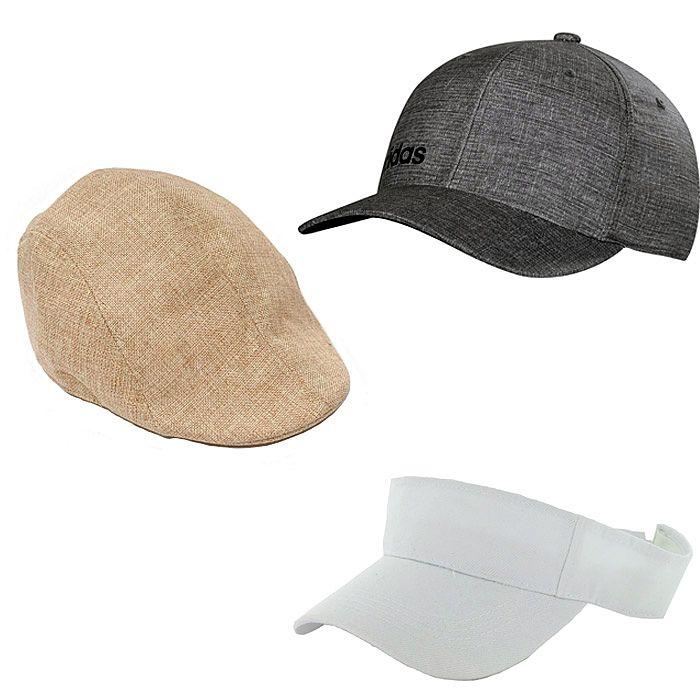 Летом голову гольфиста убережет от солнца бейсболка или козырек, весной и осенью плоская кепи создаст необходимый комфорт