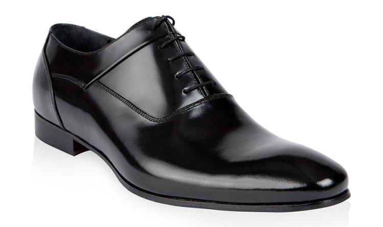 Простые мужские оксфорды (Plain Oxford shoes) – идеальное решение для формальных мероприятий
