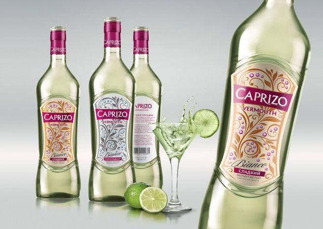 Российская марка вермута, произведенная на крымском винно-коньячном заводе Бахчисарай