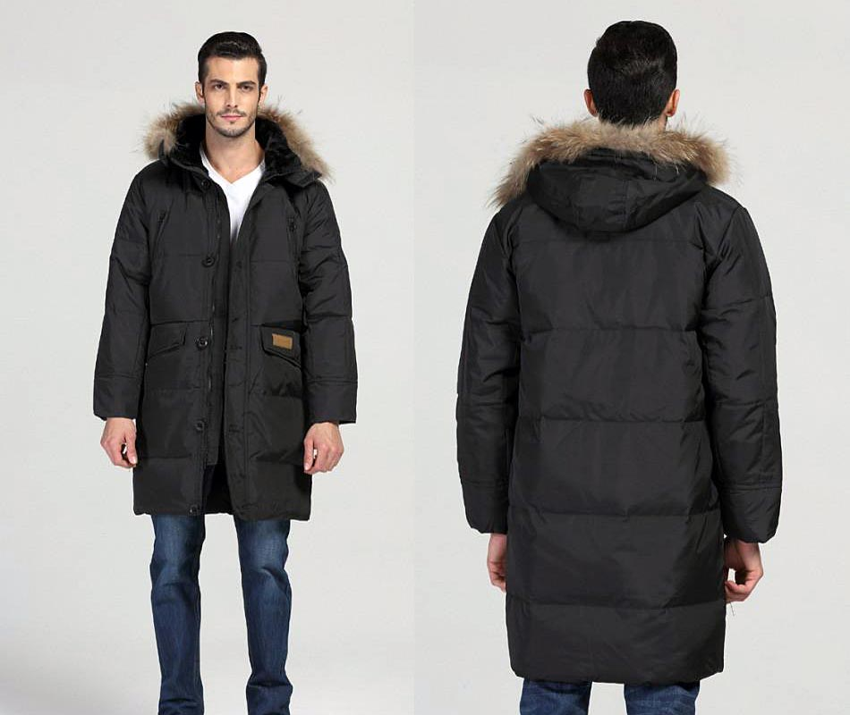 Куртка утепленная мужская luhta niki