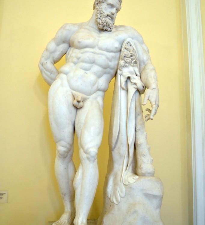 Благодаря тренировкам с собственным весом древнегреческие атлеты достигали удивительных результатов
