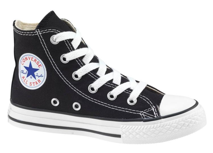 Converse Chuck Taylor All Star — самые популярные в мире кеды
