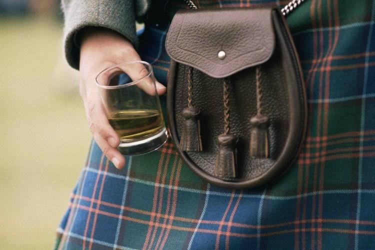 Для шотландцев виски - нечто большее чем просто часть истории