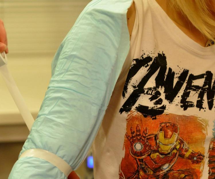 Компресс защитит татуировку от инфекций и воздействия окружающей среды
