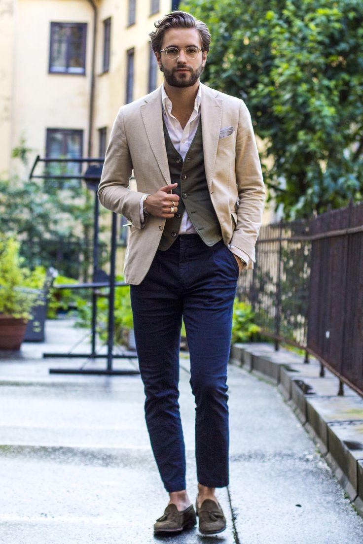 Мода меняется - основы элегантности истинного денди остаются прежними