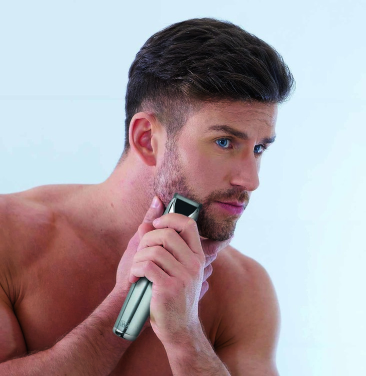 Триммер незаменим в тонкой работе – правке прически, уходе за бородой и усами
