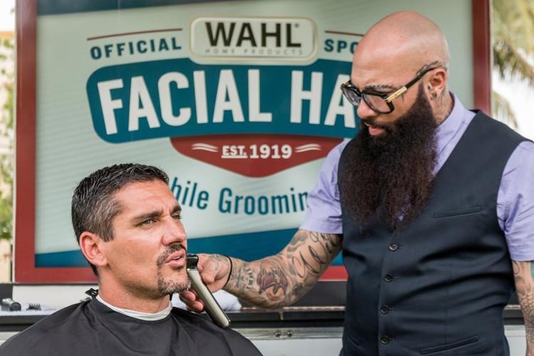 WAHL выбирают профессиональные цирюльники и барберы в 165 странах мира