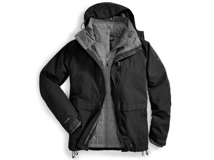 """Мужская осення куртка """"3 в 1"""" - вариант для практичных парней"""