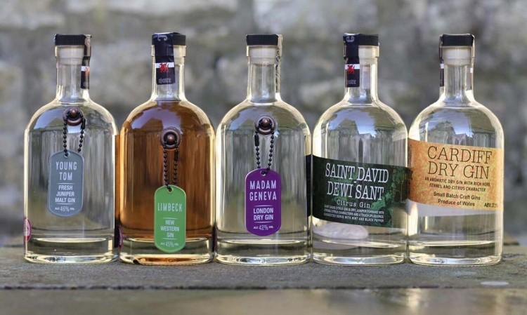 Джин – достойное пополнение любой частной коллекции алкогольных напитков