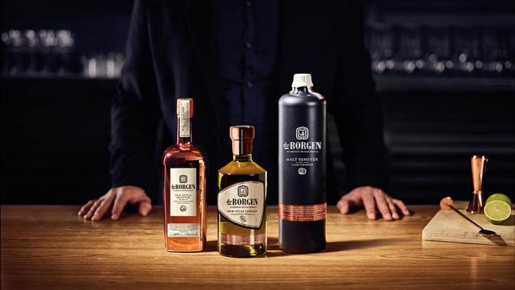 Голландский джин мягче английских аналогов